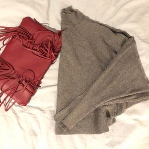 Zara Soft Sweater Gray